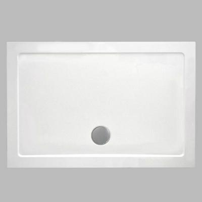 Wellis SMC lapos zuhanytálca téglalap 120x80 cm WC00406