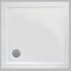Wellis SMC szögletes lapos zuhanytálca 90 cm WC00408